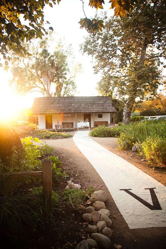 Intimate Outdoor Southern California Wedding | Wedding ...