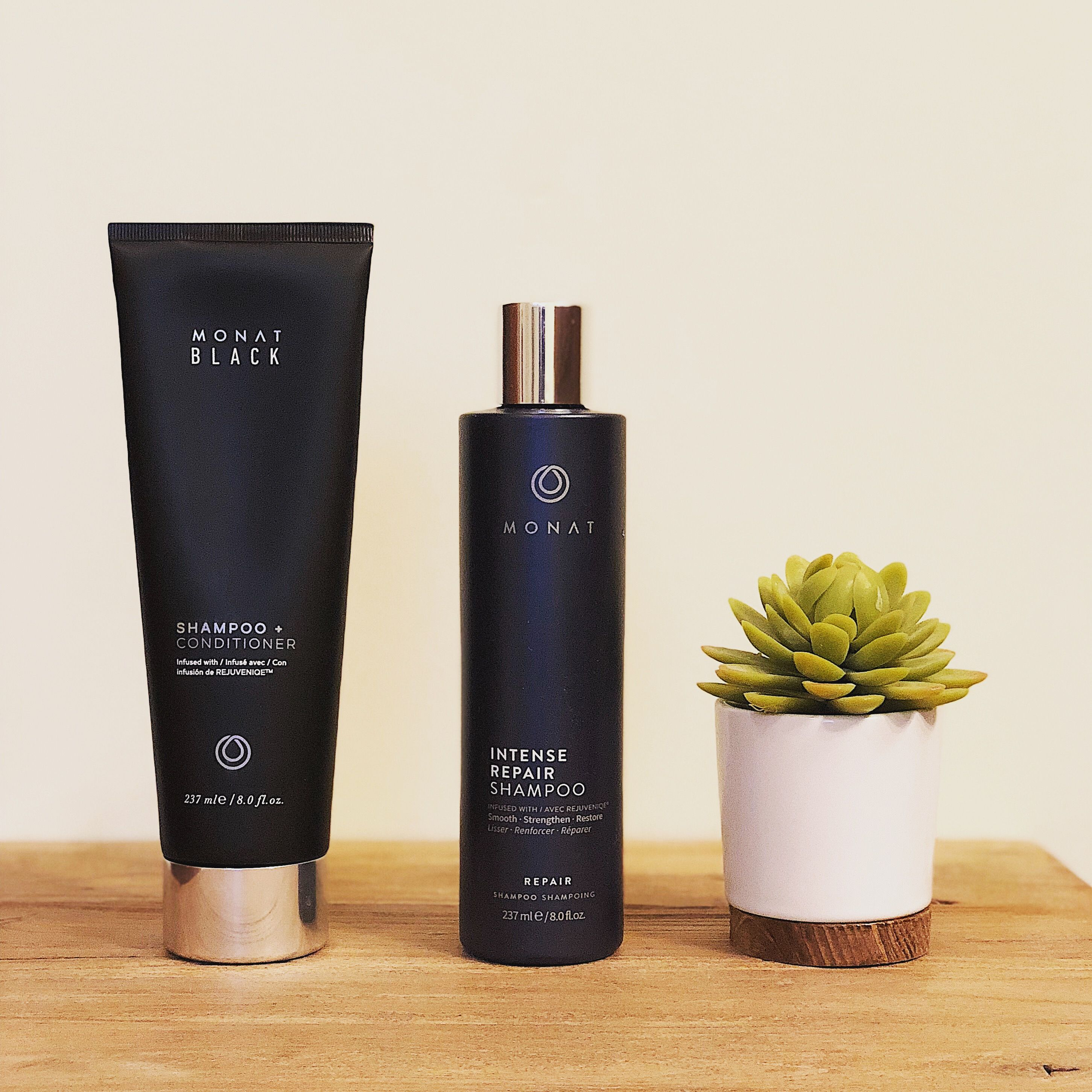 monat stopping hair loss one bottle at a time