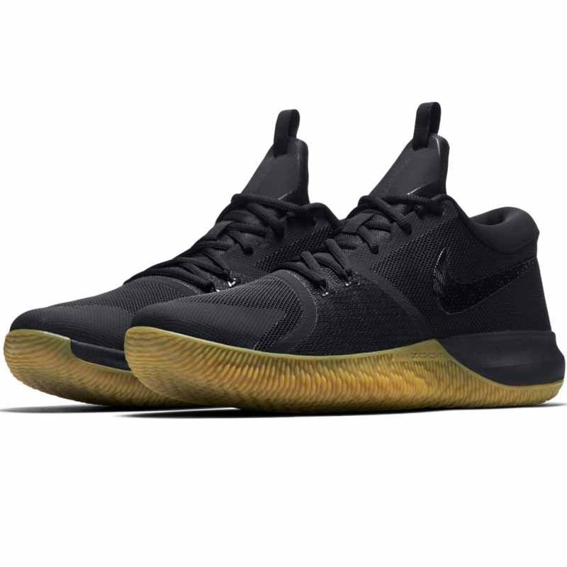sneakers for cheap ce388 8bc4b Nike Zoom Assersion Black Light Brown Gum Men s Size 11- BRAND NEW