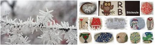 Stickeule...lots and lots of lovely free cross stitch patterns!