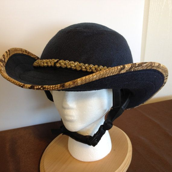 Equestrian Helmet Cover Hat Rancher Collection Etsy Equestrian Helmet Equestrian Outfits Helmet Covers