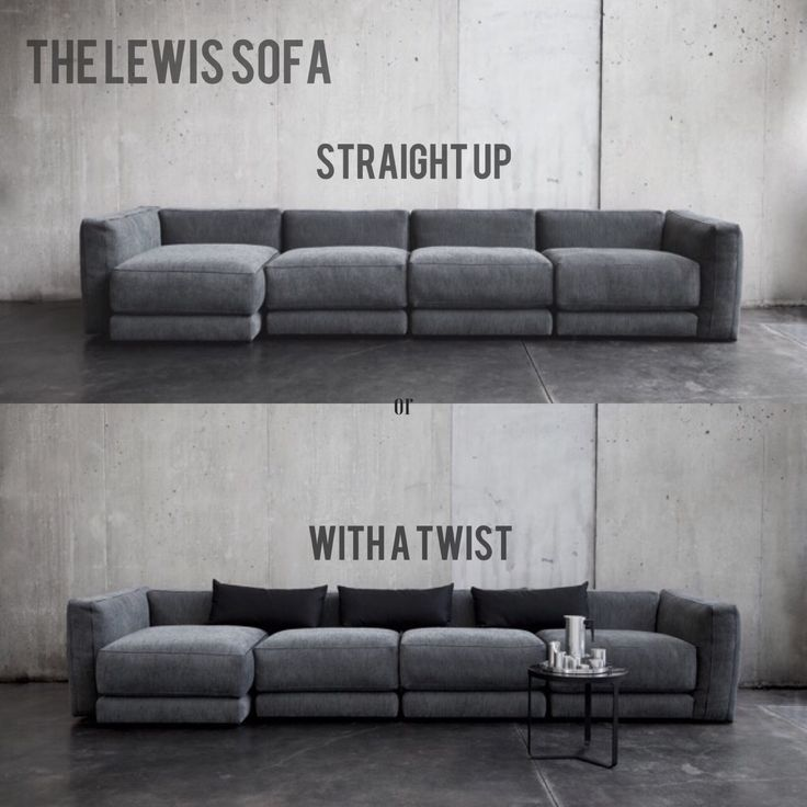 Image Result For Lewis Montauk Sofa