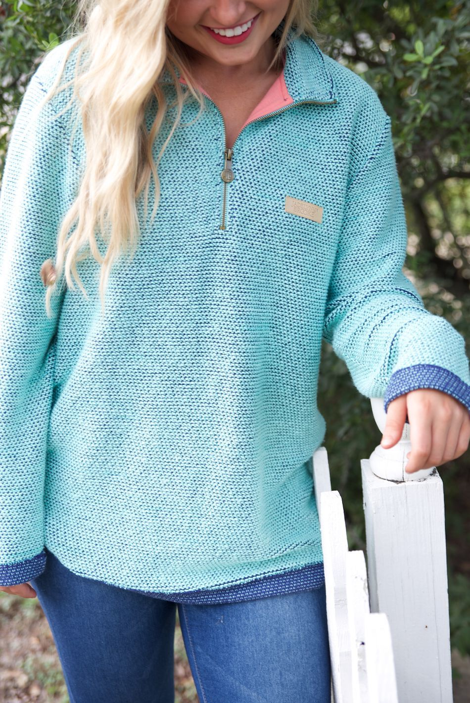 Our most-favorite creation ever - The JLB Boyfriend Pullover - the softest, most unique, light-weight, most INSANELY COMFY fabric ever! Guard this jacket with your life because EVERYONE is going to wa