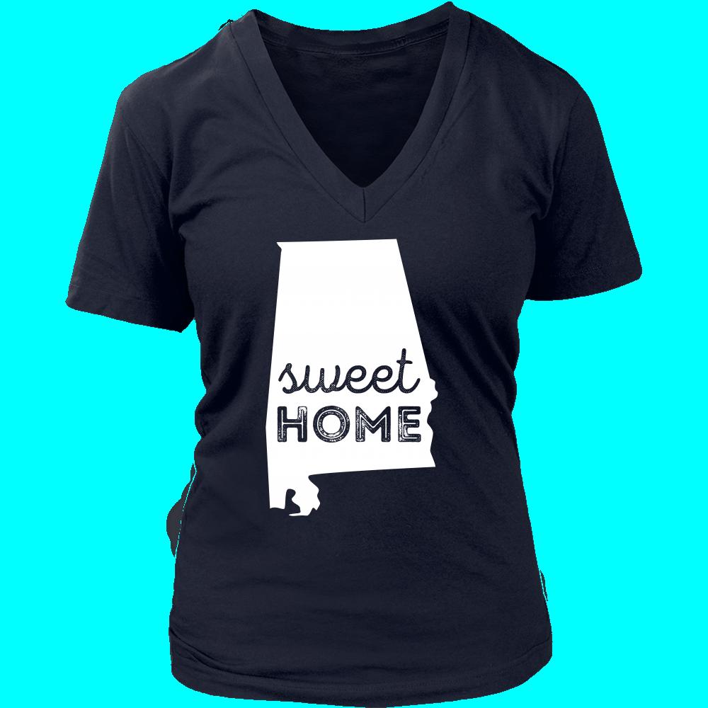 Sweet Home Alabama State T-shirt