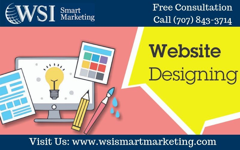 Looking For An Affordable Website Design Service At Wsi Smart Marketing We Create Outstanding Hig Web Design Professional Web Design