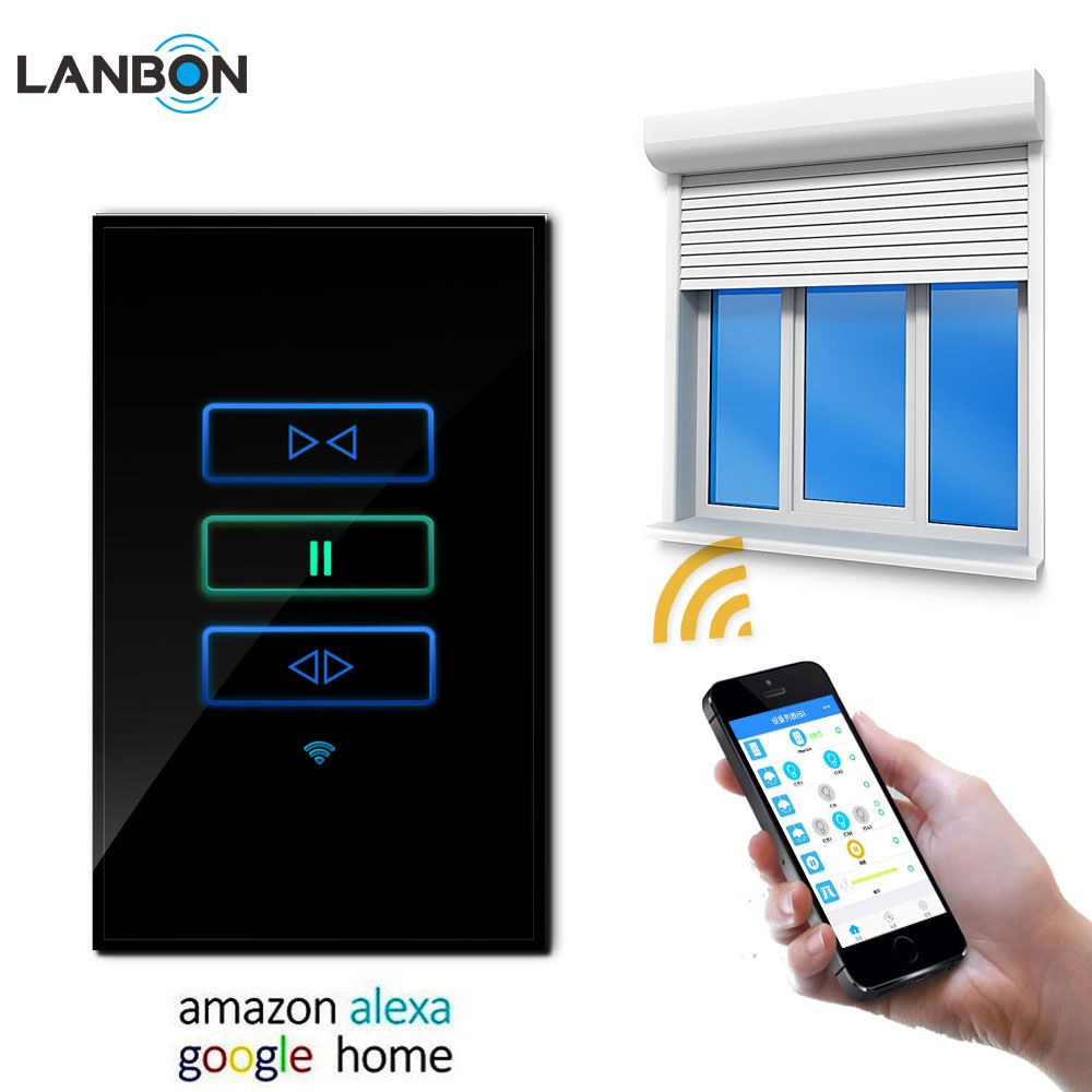 Smart Home Curtain Ios Android Phone Remote Electrical Motorized