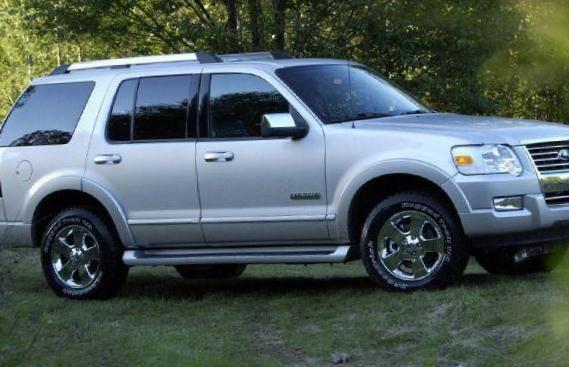 Explorer Ford auto - http://autotras.com