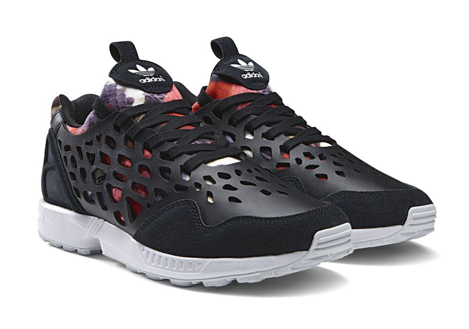 b176aa8abe82 ... new zealand adidas originals releases a womens exclusive zx flux  snakeskin collection b91f6 2a4e9