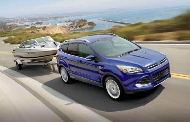 Want Big Towing Capability Without Sacrificing Efficiency The Ford Escape Is Your Answer The Escape With The Available 2 0l Ecoboost I 4 With Images Ford Escape Suv Ford