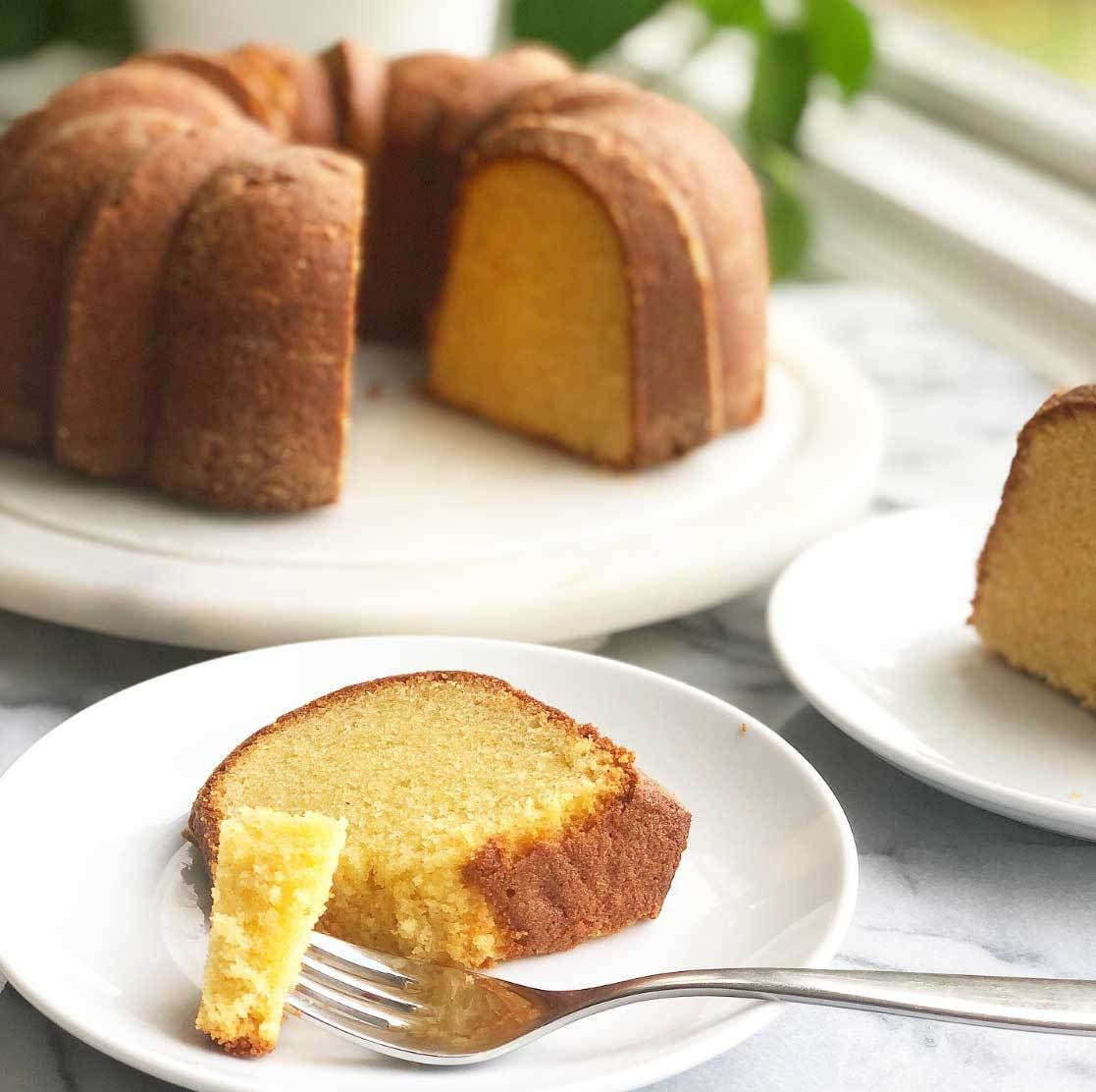 Best glutenfree pound cake recipe grainfree recipe