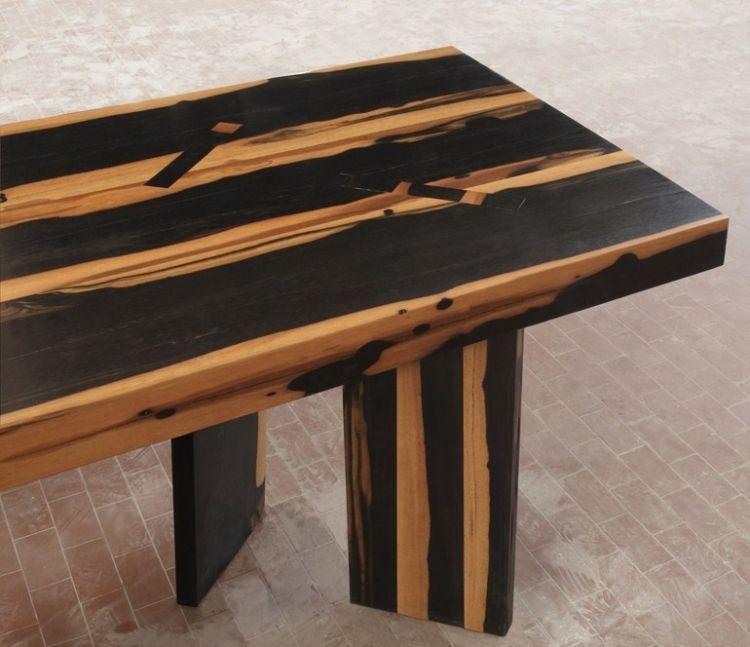 Ein Esstisch aus Massivholz ist ein Begleiter fürs Leben Esszimmer