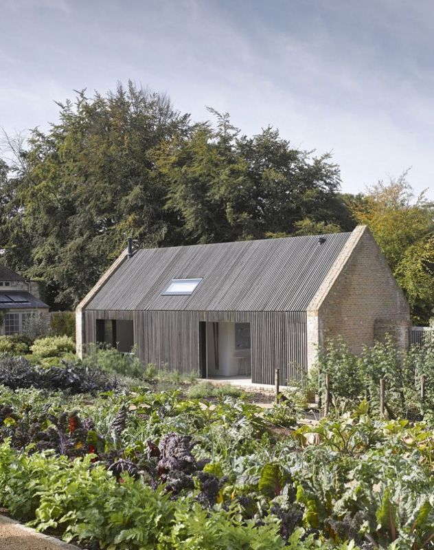 Steal this style Working kitchen garden in the Cotswolds Rural