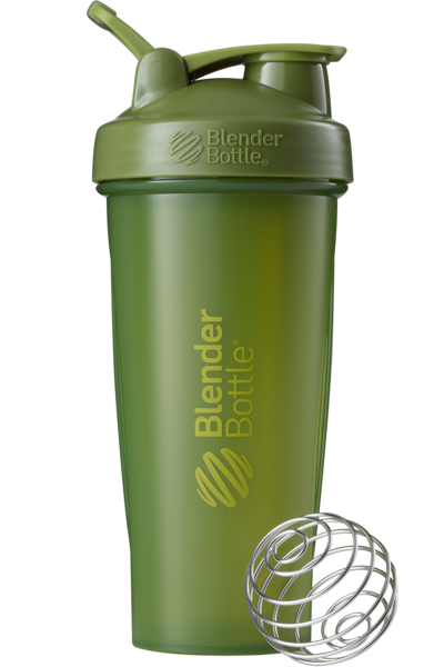 BlenderBottle® Classic™ Shaker Cup | Mix Proteins, Powders, & More