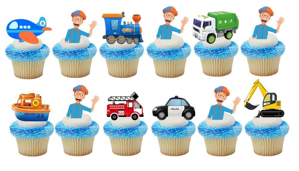 43++ Blippi cake topper ebay ideas in 2021