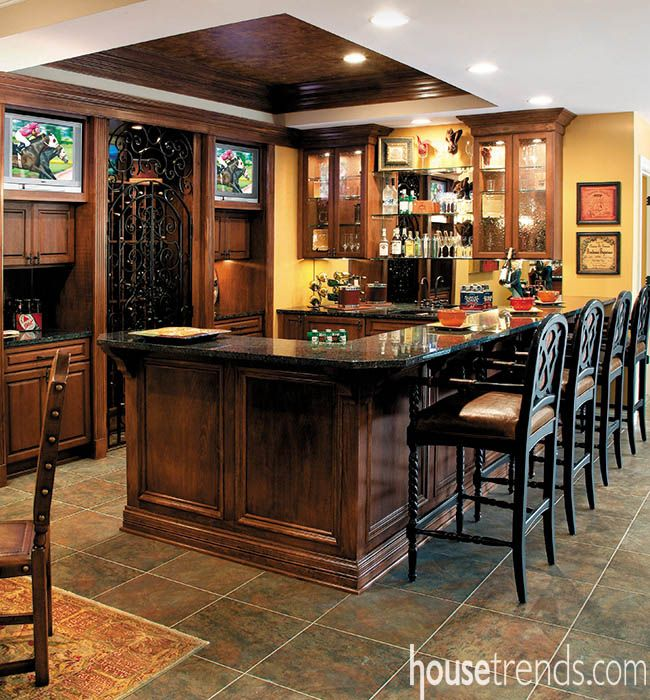 Luxury Basement Designs: Finished Basement Designs Are Providing For