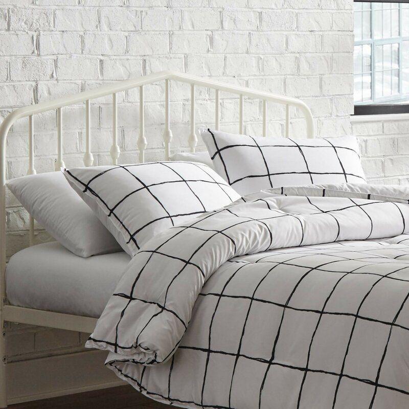 Bailey Reversible Comforter Set In 2020 Twin Bed Comforter Sets Queen Bed Comforters Comforter Sets