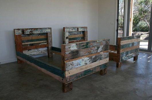 Creare mobili e ambienti con materiale di recupero per uno stile vintage idee per la casa - Recupero mobili ...