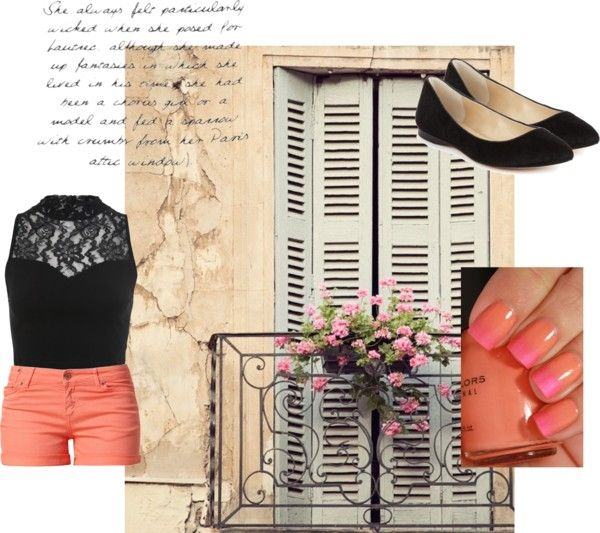 """Right from the start, you were a thief and you stole my heart."" by coco-julia ❤ liked on Polyvore"