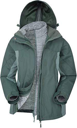 New Mountain Warehouse Storm 3 1 Womens Waterproof Rain Jacket online shopping #womenvest New Mountain Warehouse Storm 3 in 1 Womens Waterproof Rain Jacket. Fashion Womens Clothing [$84.99]newtoprated