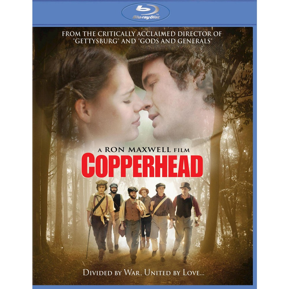 Copperhead (Blu-ray), Movies