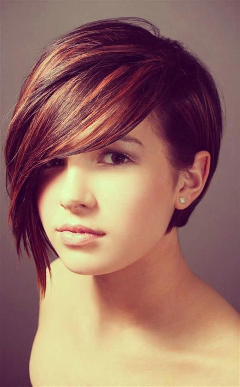 top teenage girl haircuts stylish hairstyles and short
