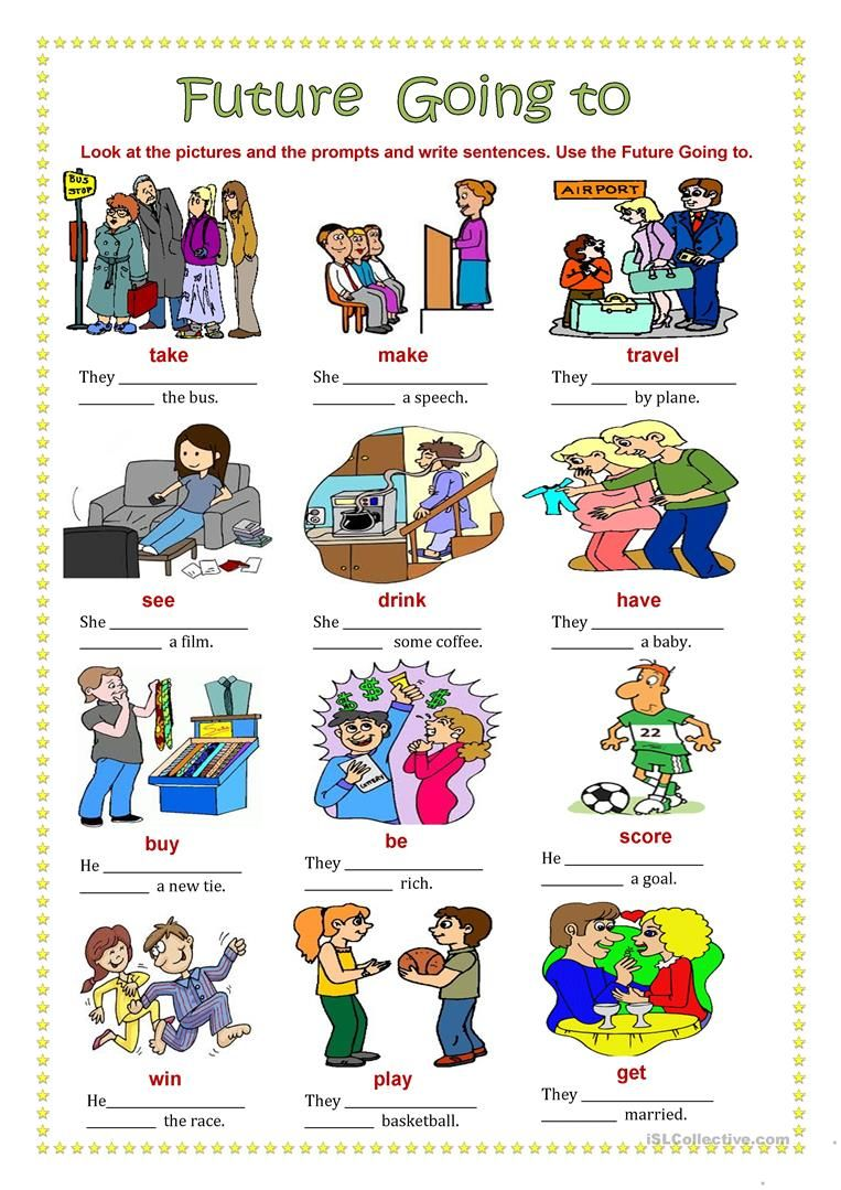 Future Going To Worksheet Free Esl Printable Worksheets Made By Teachers English Exercises English Grammar Exercises Grammar Exercises