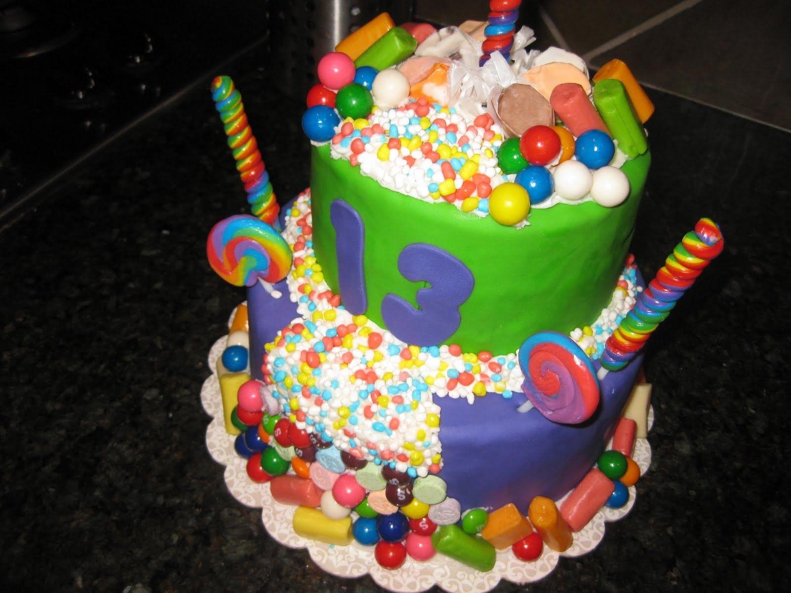 Cake Ideas For 13th Birthday Boy : Thirteenth+Birthday+Cake+Ideas ... 13th birthday cake ...