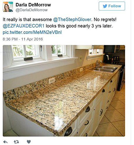 Robot Check Countertop Paint Kit Granite Countertops Countertops