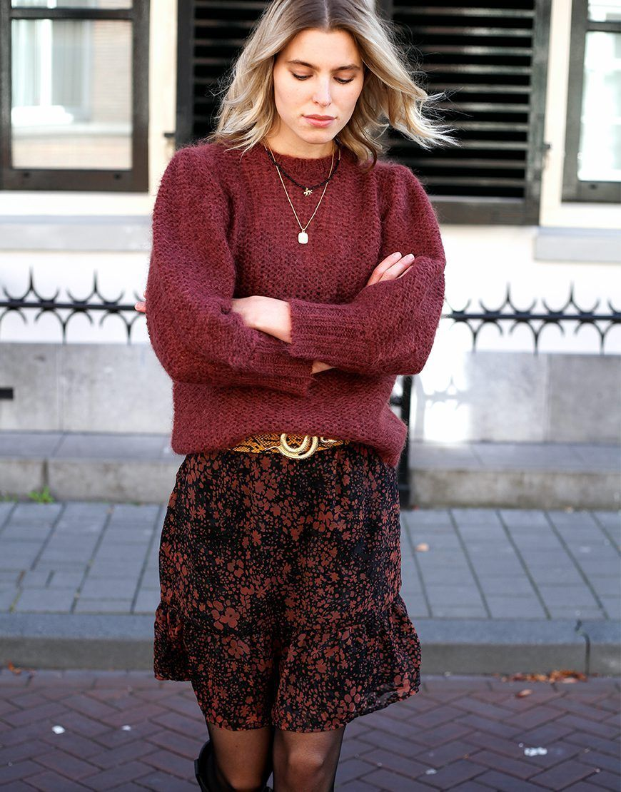 Custommade Trui Tamira | Puur dameskleding