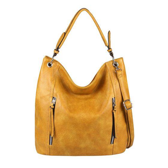 Photo of Ladies bag shopper Din-A4 shoulder bag handbag shoulder …