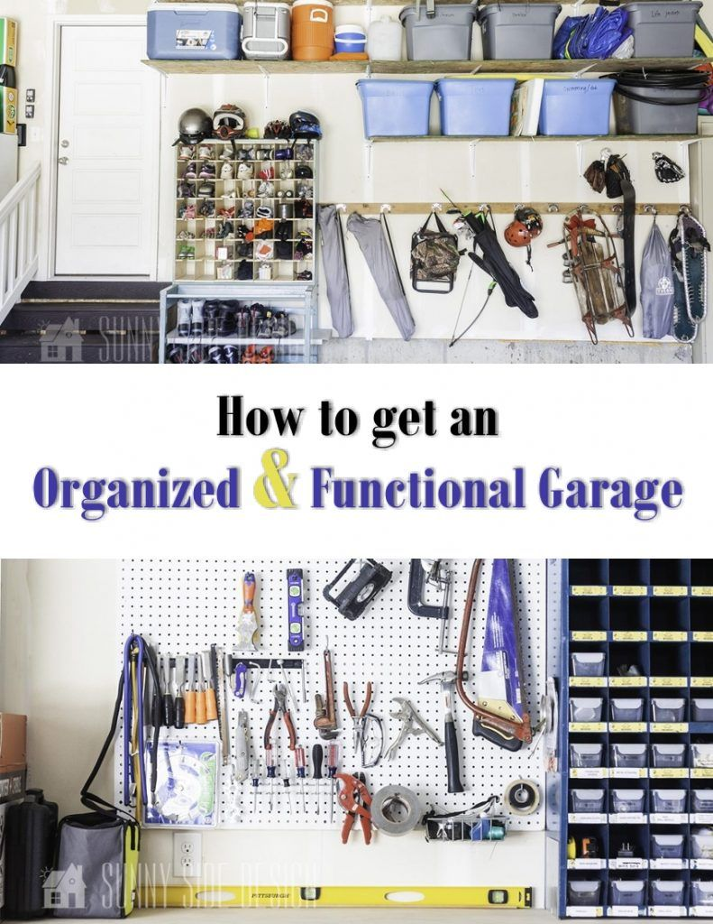 tips to an organized and functional garage mud room on inspiring diy garage storage design ideas on a budget to maximize your garage id=83818