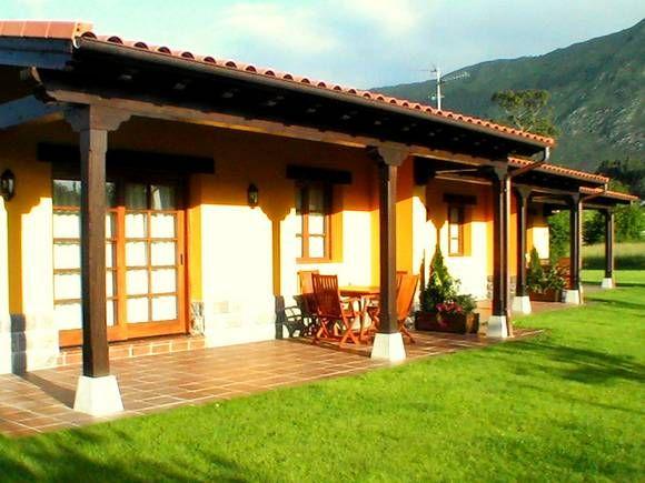 RIBADESELLA. Apartamentos Rurales La Güera. Son 3