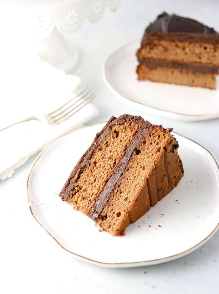 Fantastic Healthy Birthday Cake Fruit Sweetened Recipe Healthy Funny Birthday Cards Online Alyptdamsfinfo