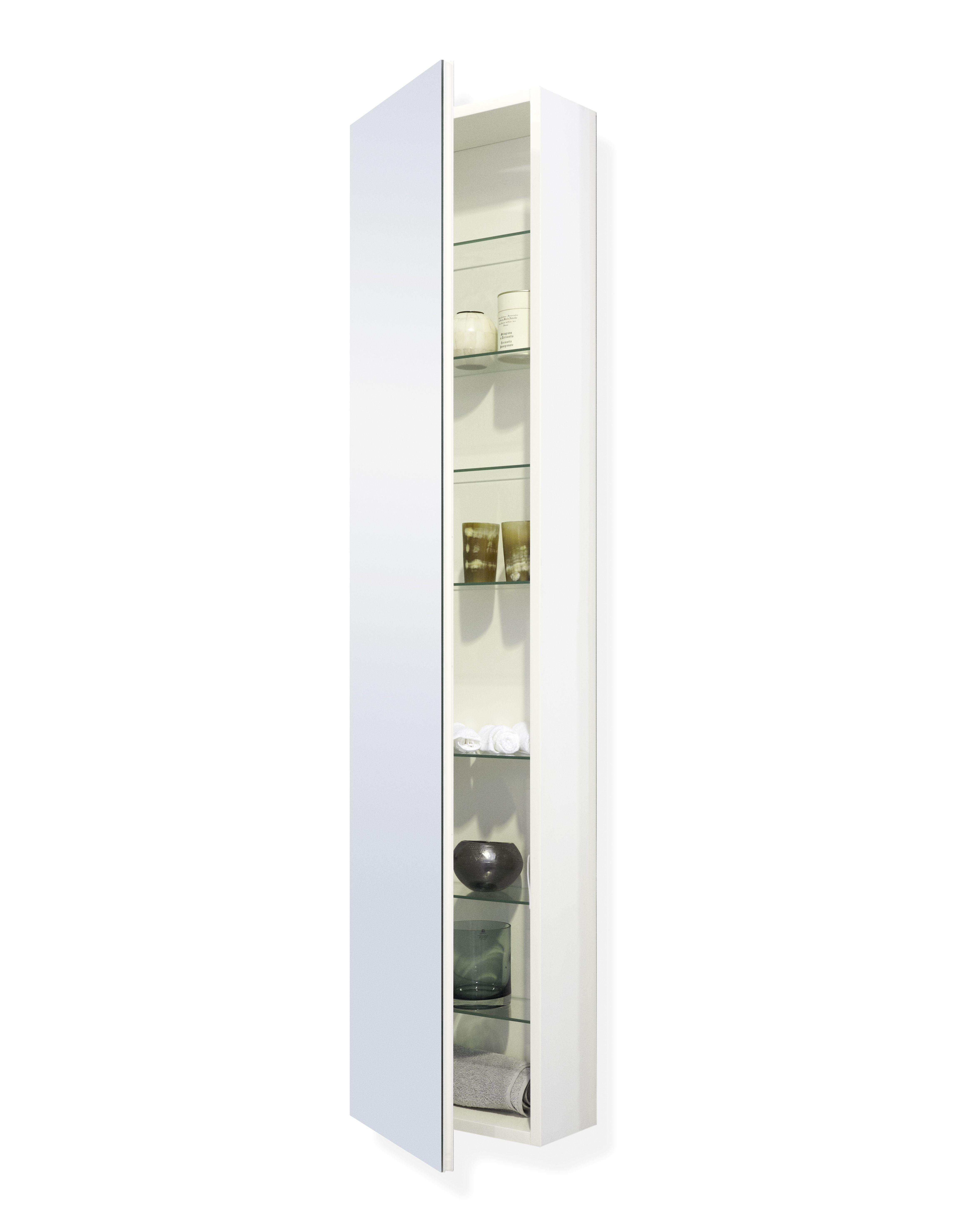 Ruby mirror cabinet x mm bathroom accessories pinterest