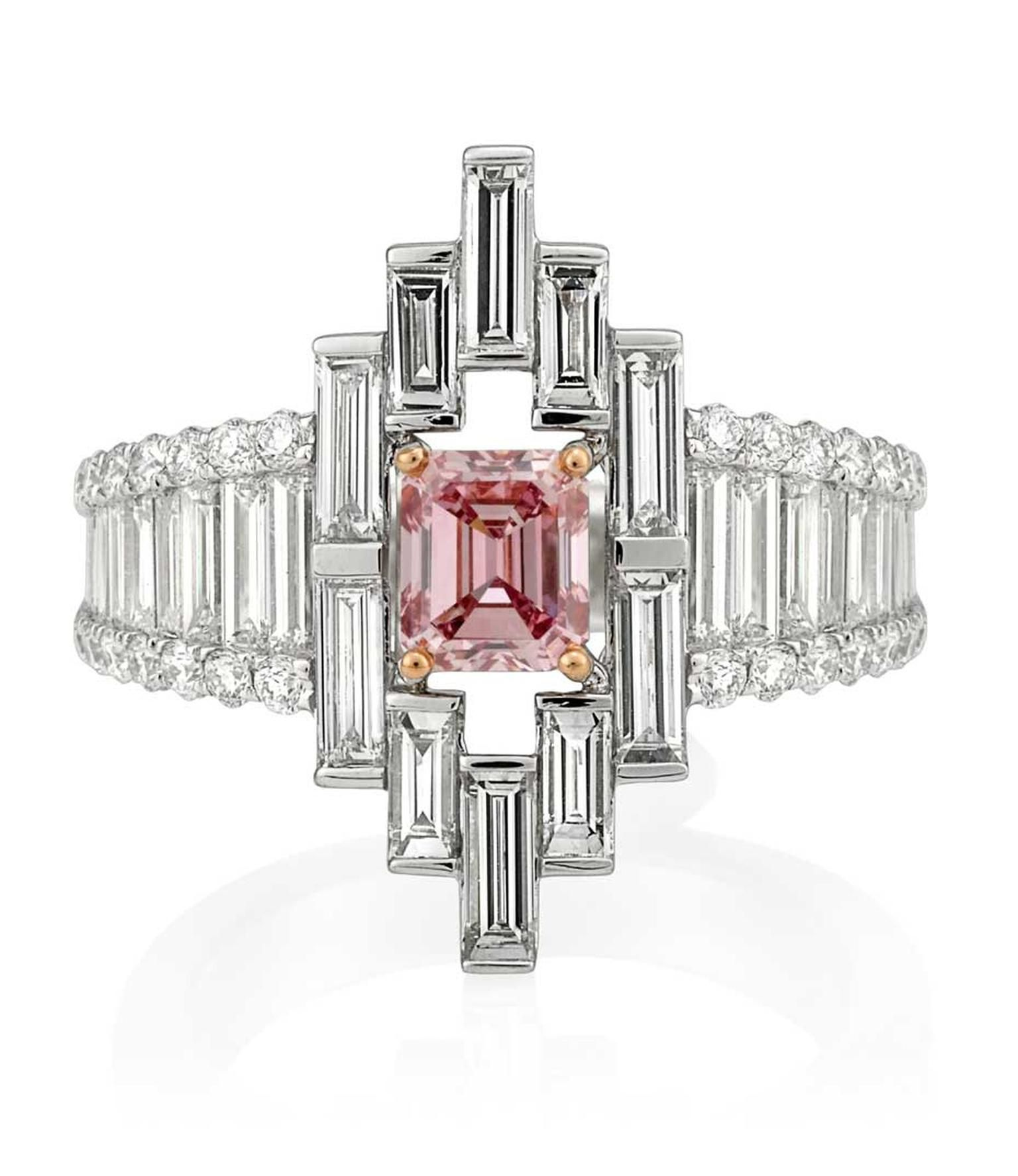Argyle Pink Diamonds The Radiant Romantic And Rare Gems From