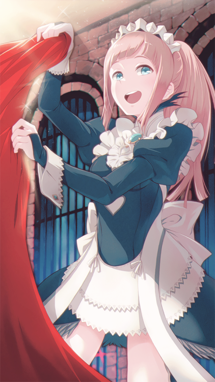 Fire Emblem Cipher Trading Card Game: Felicia