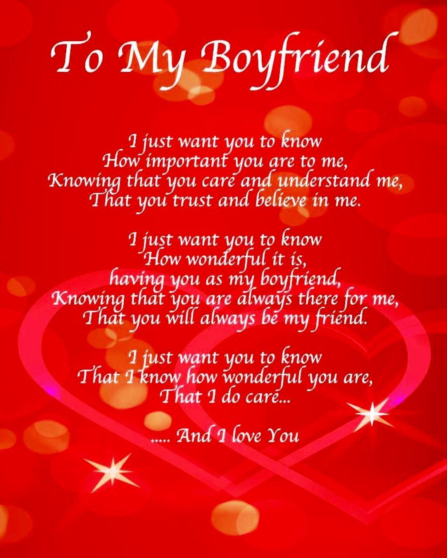 55 Elegant Boyfriend Love Poems