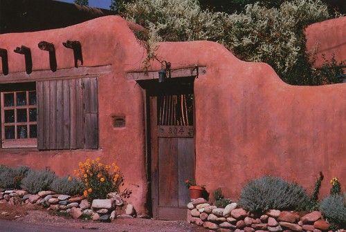 Canyon Road  Santa Fe, New Mexico