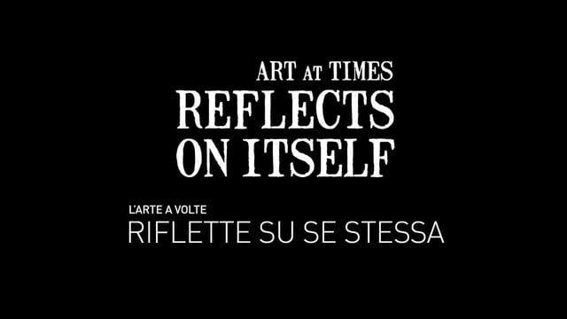 I Speak Contemporary/Art at Times - Fondazione Sandretto Re Rebaudengo e  Diderot CRT ||||| Video lesson #4/4 |||| ART AT TIMES… REFLECTS ON ITSELF (L'arte a volte riflette su se stessa, Ita. 2014, dur. 16' ca.) || Case study: La rivoluzione siamo noi (2001), by Maurizio Cattelan ||| VIDEO by Studio Lulalabò: dir./edit./sound, Luca Aimeri / script collab. Edu. Dept. FSRR / cam., Valerio Rigaldo, Pierpaolo Abbà / graphic-d., Laura Calvini / act., Leonie Heys Cerchio  ||||| More…
