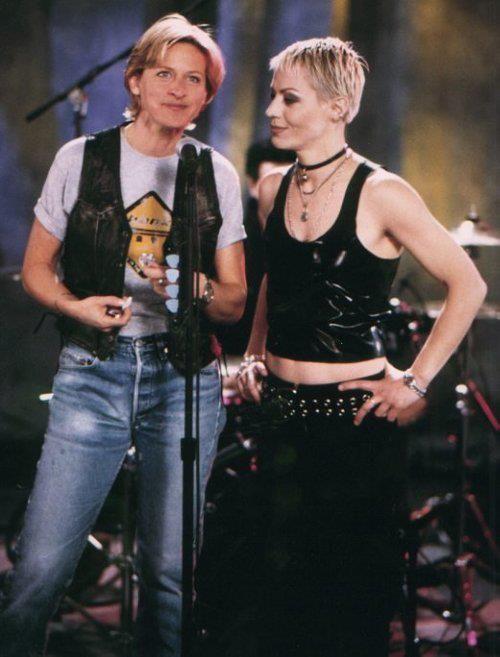 Joan jett butch lesbian