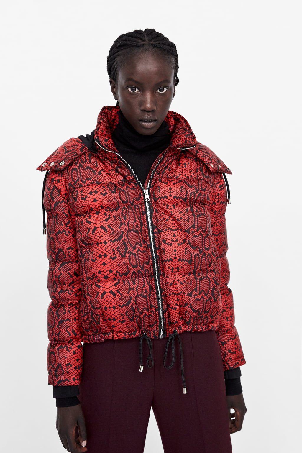 531989de Animal print puffer jacket | Gurlz Trip NawLeans | Puffer jackets ...