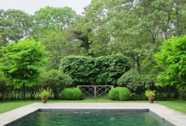 Bungalow Blue Interiors Home Designer Love Miranda Brooks Landscape Design Garden Design Garden Landscape Design Pool Landscaping