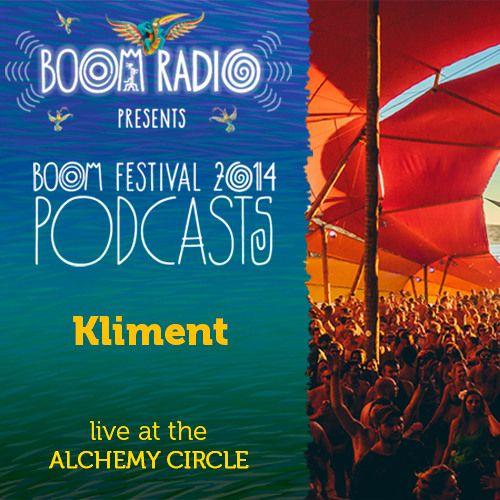Kliment - Alchemy Circle 14 - Boom Festival 2014