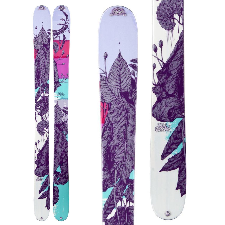 K2 MissDirected Skis - Women's 2013