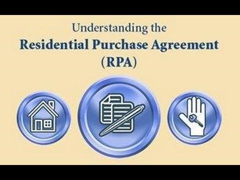 Cancellations and Demands to Close u2013 CAR 2014 Residential - purchase agreement