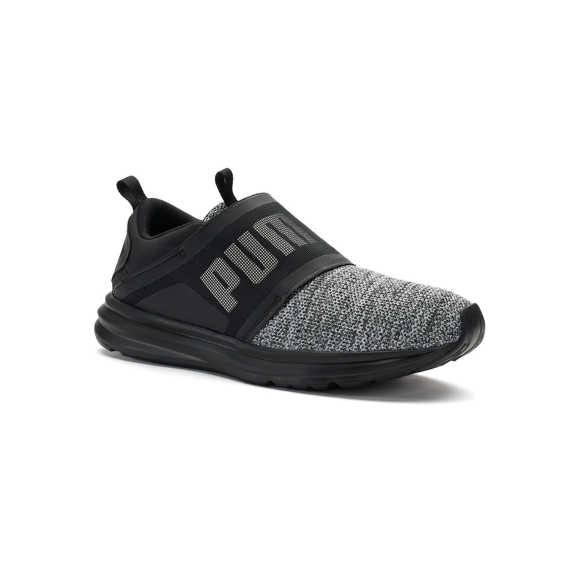 83b33ebc8 PUMA Enzo Strap Knit Women s Sneakers