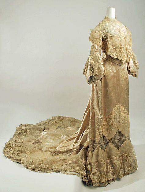 Vestidos de novia en 1902