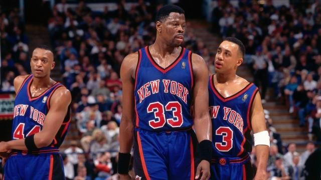 huge discount 457ef f0180 NBA Throwback Jerseys: Ranking Every Team's '90s Look ...