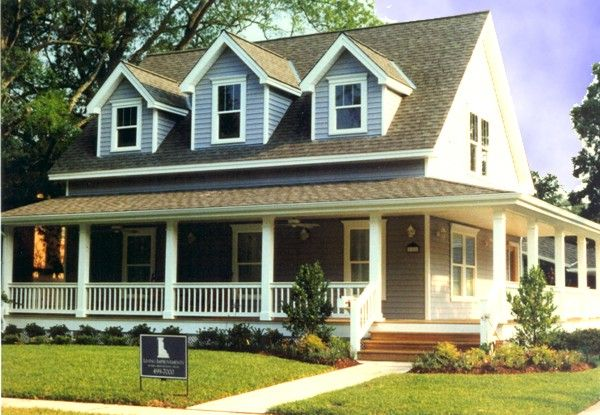 2 story house plans with wrap around porch house with for Two story house with wrap around porch