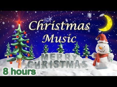Christmas Music Youtube Playlist.8 Hours Christmas Music Instrumental Christmas